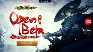 Tặng 300 Gift Code Thần Thoại Võ Lâm nhân dịp Open Beta