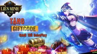 Liên Minh Web tặng 500 giftcode trên SohaPlay