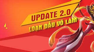 Mừng Big Update, Loạn Đấu Võ Lâm dành tặng 500 VIPCode trị giá 3 triệu đồng