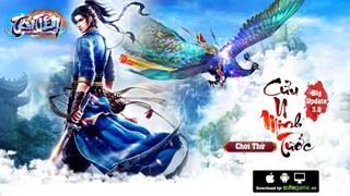 Mừng Big Update, Tru Tiên Mobile tặng Gift Code tri ân game thủ