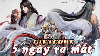 Tặng 400 Gift Code Ngạo Thiên sau 5 ngày ra mắt