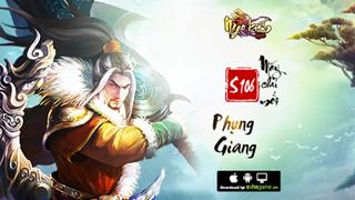 Ra mắt máy chủ Phụng Giang, Ngạo Kiếm Mobile tặng VIPCode giá trị