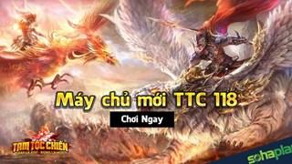 SohaPlay tặng 200 giftcode Webgame Tam Tộc Chiến