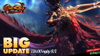 SohaPlay tặng 300 Giftcode Webgame Cửu Kiếm HD nhân dịp Big Update