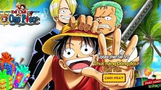 SohaPlay tặng ngay 500 Vipcode Đế Chế One Piece nhân dịp Big Update