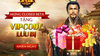 Tặng 1000 Gift Code Lôi Đình Tam Quốc nhân dịp mở cửa tại Việt Nam