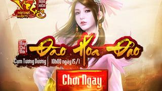 Tặng 299 Gift Code Ngạo Kiếm Vô Song server Đào Hoa Đảo