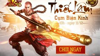 Tặng 300 Gift Code Ngạo Kiếm Vô Song server mới Thiếu Lâm