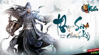Webgame Thục Sơn Truyền Kỳ ra mắt trên SohaPlay, tặng Gift Code giá trị