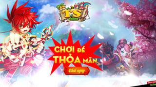 Webgame TS Online chính thức ra mắt tại SohaPlay