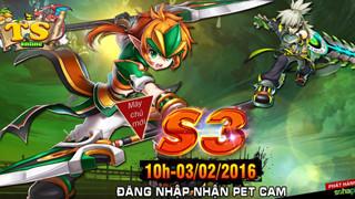 Webgame TS Online khai mở server mới, tặng 500 Gift Code trên SohaPlay