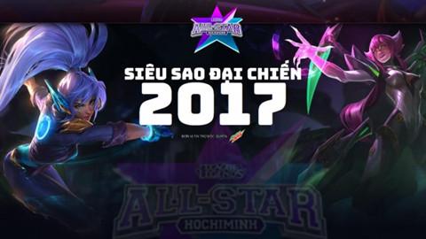 [All-Star 2017] Tuyển Việt Nam ra quân vao 15h chiều nay