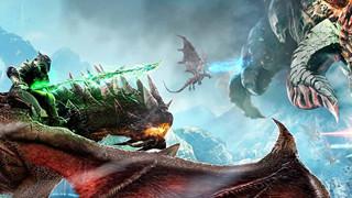 Riders of Icarus: Hé lộ hình ảnh raid boss khổng lồ với đội bay 10 người