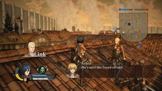 Attack on Titan lộ diện chế độ Multiplayer