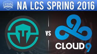 LCS Bắc Mỹ: Cloud9 thua trắng trước Immortals