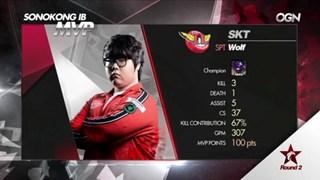 LCK Mùa Hè 2016: SSG dù cố gắng nhưng cũng phải khuất phục trước SKT