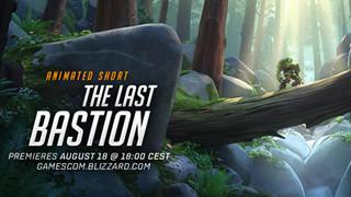 Live Stream hé lộ phim ngắn Overwatch: The Last Bastion