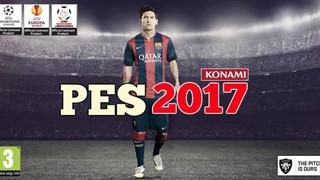 PES 2017 ra mắt bản thử nghiệm trên PS3, PS4, Xbox 360 và Xbox One
