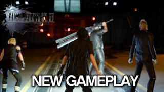 Tiếp tục thưởng thức gameplay đỉnh cao mới của Final Fantasy XV