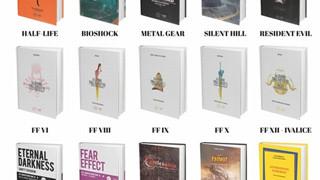 Sách về Dark Souls, Zelda và Final Fantasy VII đang góp vốn trên Kickstarter
