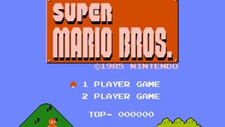 Nhạc nền Super Mario Bros được cover lại bằng trống