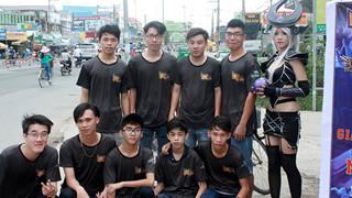 Giải đấu Liên Minh Huyền Thoại Luna Net Quý III Ngày 2 - Syndra xuất hiện