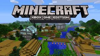 Microsoft ra mắt gói Minecraft Xbox One S
