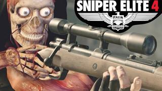 Sniper Elite 4: Khi bắn tỉa kết hợp với… Rồng Đen và Assassin's Creed