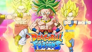 Dragon Ball: Fusions cho hệ máy 3DS sẽ ra mắt trên toàn thế giới