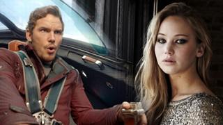 """Xem Jennifer Lawrence và Chris Pratt  yêu nhau trong """"Passengers"""""""
