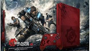 Các gói Gears of War 4 Xbox One S lộ diện