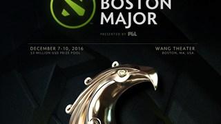 Dota 2: The Boston Major có tổng giải thưởng lên tới 3 triệu USD