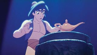 Sau Lion King, đến lượt Aladdin được lên kế hoạch làm phim live-action