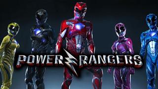 Poster động mới của Power Rangers Reboot