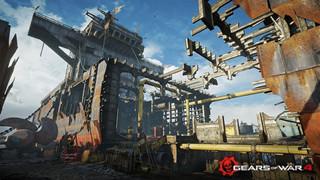 Lộ diện 2 bản đồ DLC miễn phí đầu tiên của Gears of War 4