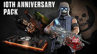 Chi tiết bản DLC 10th Anniversary và những cập nhật mới của Gears of War 4