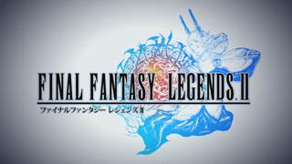 Dù là tựa game hot nhưng Final Fantasy Legends II vẫn mở cửa âm thầm không ồn ào
