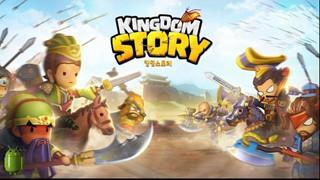 Kingdom Story - Một tựa game Mobile nữa mang chủ để Tam Quốc Diễn Nghĩa