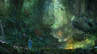 Ark Park - Game thực tế ảo khám phá thế giới khủng long thời tiền sử