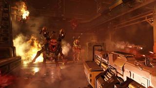 Bản mở rộng cuối cùng của Doom ra mắt sớm