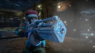"""Gears of War 4 mừng giáng sinh với áo giáp màu mè cùng chế độ """"bắn"""" tuyết"""
