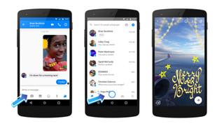 Facebook Messenger ra mắt ứng dụng mới dành cho những người thích selfie