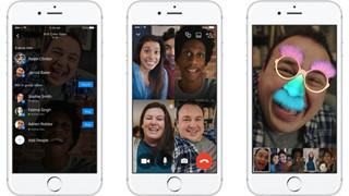 Facebook thêm tính năng gọi video nhóm hỗ trợ những nhóm bạn trò chuyện thoải mái với nhau