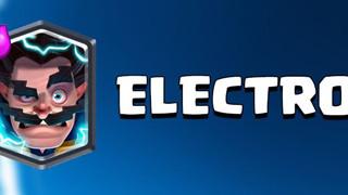 Clash Royale: Phân tích và chiến lược kết hợp dành cho Electro Wizard