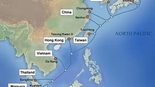 Tuyến cáp quang biển APG đi quốc tế bắt đầu đi vào hoạt động, nỗi ám ảnh Internet mùa đứt cáp sẽ không còn