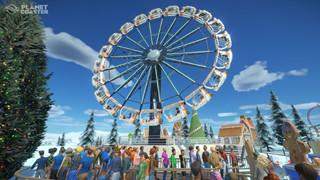 Planet Coaster:  Hấp dẫn nhưng kén người chơi