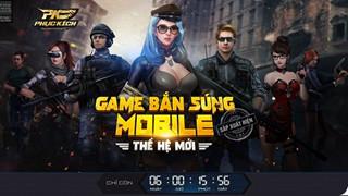 Phục Kích Mobile tung teaser, ra mắt chính thức vào ngày 11.1
