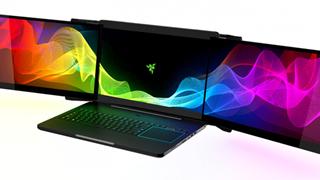 [CES 2017] Siêu phẩm Laptop Gaming 3 màn hình của Razer thú vị như thế nào?