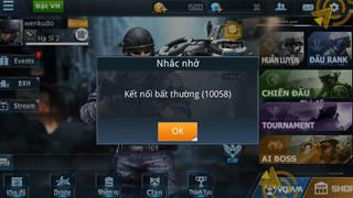Phục Kích Mobile gặp lỗi không đăng nhập được ngay trong ngày đầu ra mắt vì quá đông người chơi