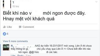 Chủ quán net mệt mỏi với tình trạng đứt cáp liên tục ở Việt Nam